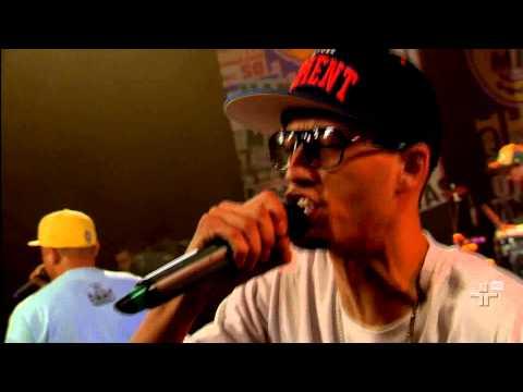 Rap Alto Falante, por Avante, o Coletivo