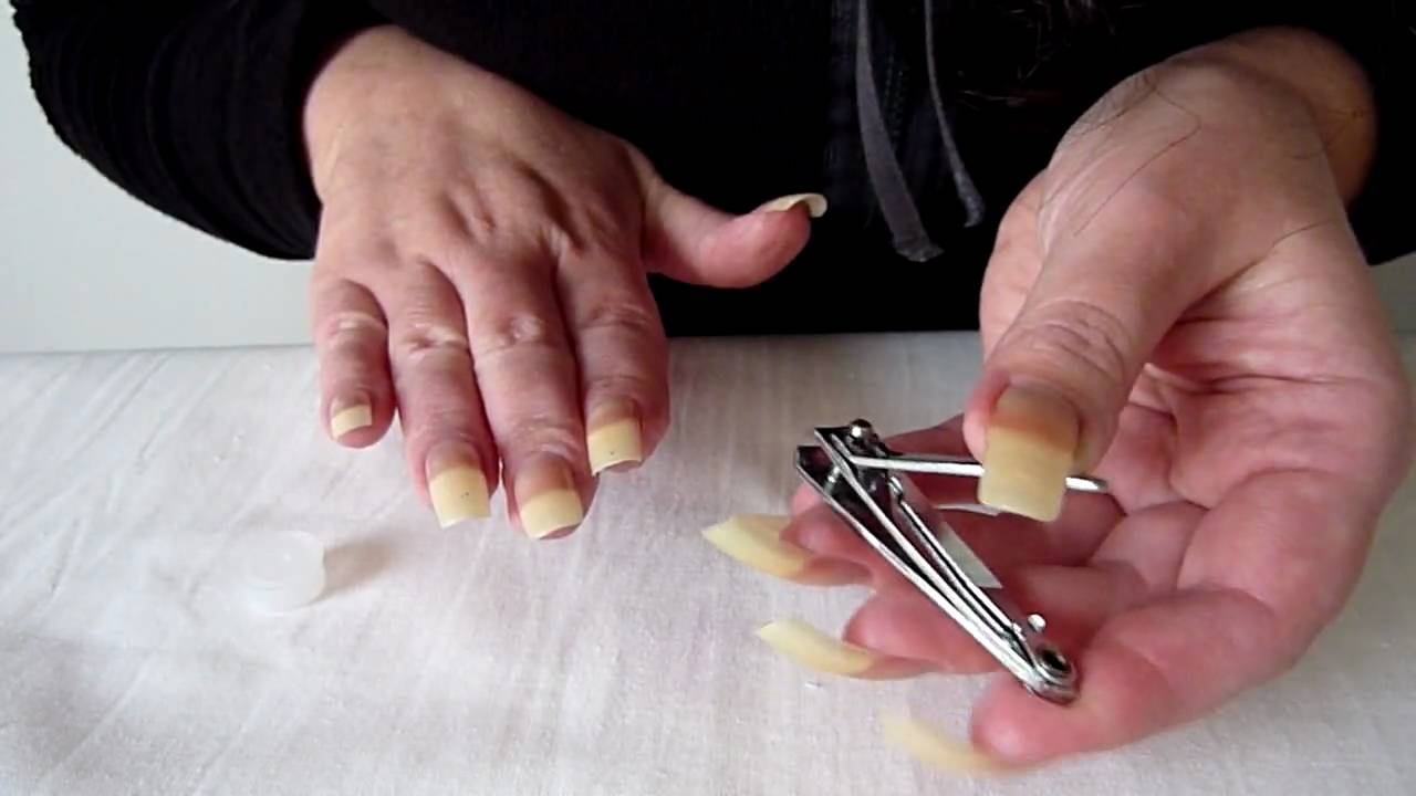 Nail Styles Cut Beautify Themselves With Sweet Nails