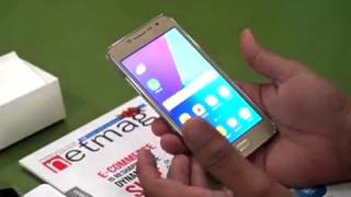 SAMSUNG Galaxy Grand Prime Plus Unboxing