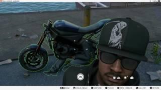 Watch Dogs 2 Stuck In Bike :D