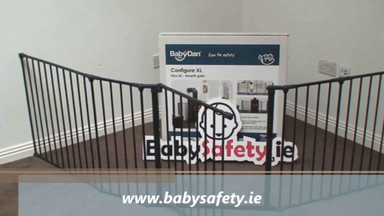 Babysafety Ie Review Babydan Configure Flex Xl Hearth