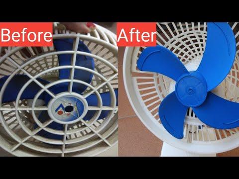 किचन के गंदे चिपचिपे पंखे की सफाई करने का आसान तरीका |Quick Fan Cleaning |How to Clean kitchen Fan