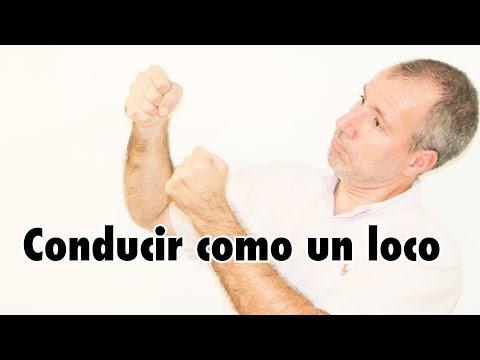 【スペイン語】#149 Conducir como un loco