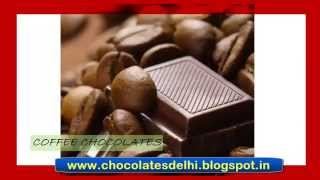 Luxury Homemade Chocolates Flavouring Dark Coffee, Dry Fruit And Blueberry In Delhi.