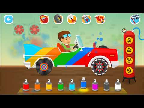 Free Car Game For Kids And Toddlers Fun Racing Apps On Google Play