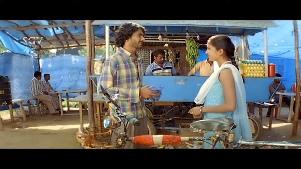 ಲವರ್ ಜೊತೆ ಓಡಿ  ಹೋದ ಮಗಳ್ನ ಹುಡುಕಿ ಸಾಯಿಸಲು ಸುಪಾರಿ ಕೊಟ್ಟ ಅಪ್ಪ | Yogesh | Ambari Kannada Movie Scene