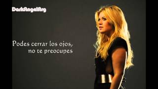 Kelly Clarkson - Standing In Front Of You (Sub Español)