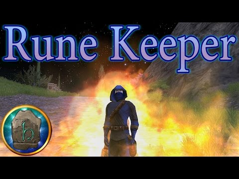 LOTRO: Rune Keeper Gameplay 2016 – Lord of the Rings Online | 2016 Gameplay