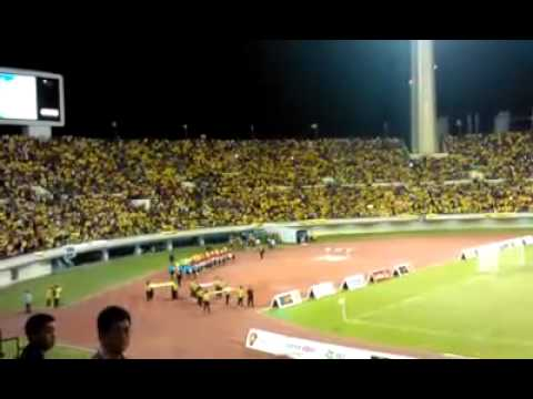 HBT Trophy Final - Brunei vs Indonesia 9.3.2012