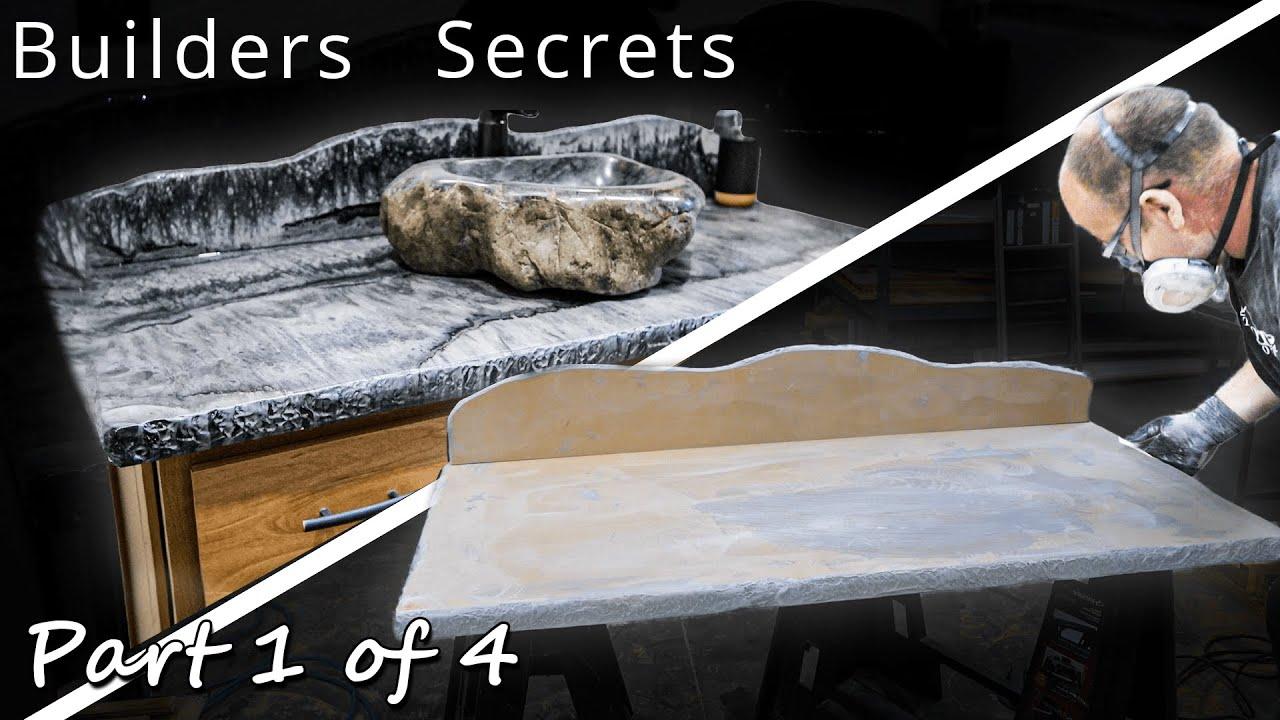 How to Make Epoxy Countertops part 1 of 4 | Stone Coat Countertops Epoxy