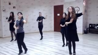 Лезгинка. Учимся танцевать!