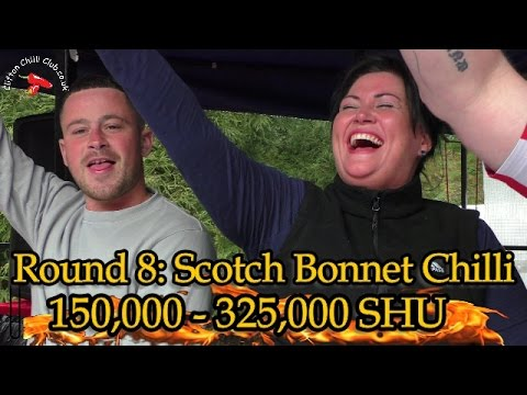 Chilli Eating Contest | Eastnor Castle | Monday 1st May 2017