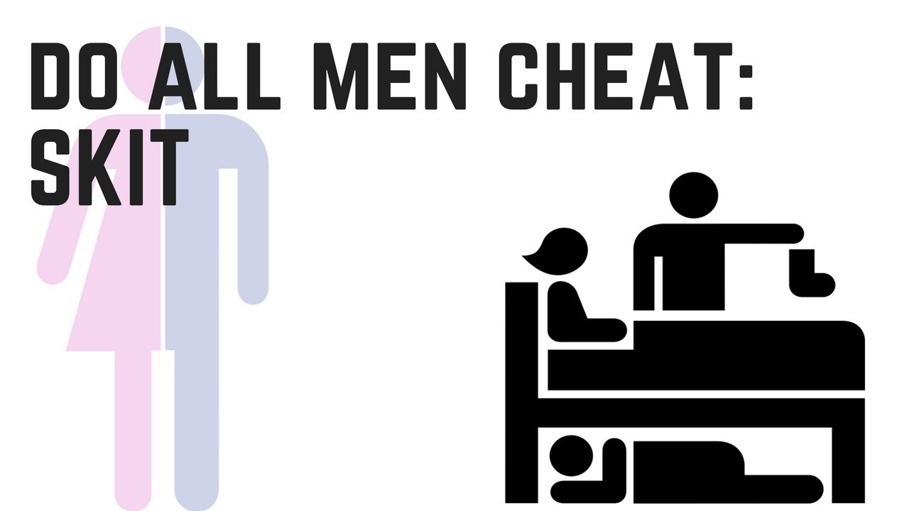 why all men cheat