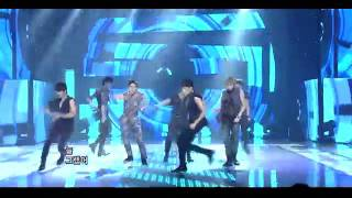 INFINITE - Be Mine @ Inkigayo (August 14, 2011).mp4