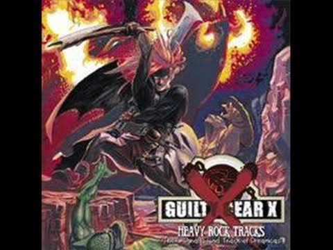 Guilty Gear X OST Writhe in Pain