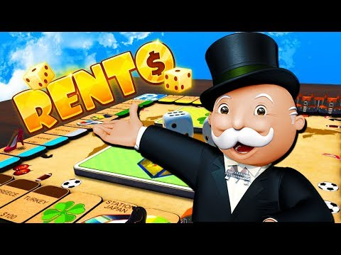 YOUTUBER MONOPOLY!