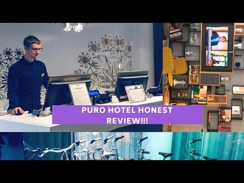 Puro Hotel Krakow   Room Tour   Guess What I Saw!!!