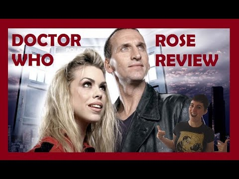 Doctor Who ROSE Series 1, Episode 1