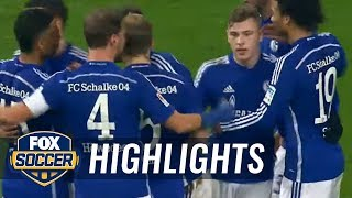 Video Gol Pertandingan Schalke 04 vs Hannover 96