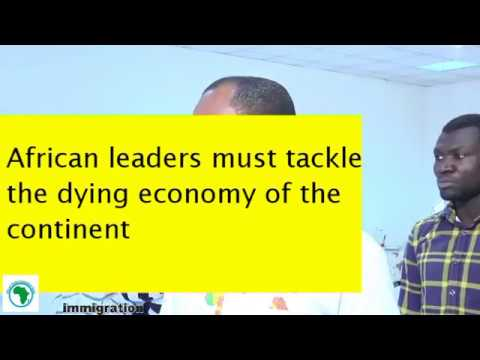 """Ghanaian community in Malta to African leaders: """"Fix the economy"""""""