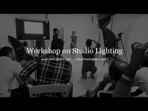 Workshop on Studio Lighting   Bangalore, India