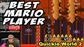 RAGE & TRIUMPH - Mario World Hacks
