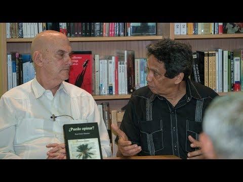"""Conversatorio - Presentación del Libro """"¿Puedo Opinar?"""" de René Gómez Manzano"""