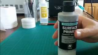 Vallejo Surface Primer Review