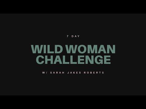 "Wild Woman Challenge: Day 1 - ""Wild Open Spaces"""