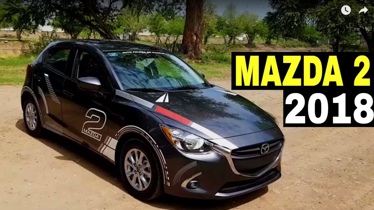 comprar mazda 2 subcompacto 2018 rese a mazda2 en. Black Bedroom Furniture Sets. Home Design Ideas