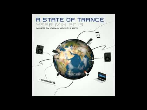Armin Van Buuren - A State Of Trance - Year Mix (2013 - CD 1)