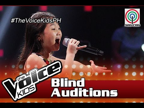 "The Voice Kids Philippines 2016 Blind Auditions: ""Power Of Love"" by Sharla"