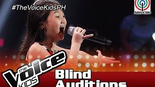 "The Voice Kids Philippines 2016 Blind Auditions: ""Power Of Love"""