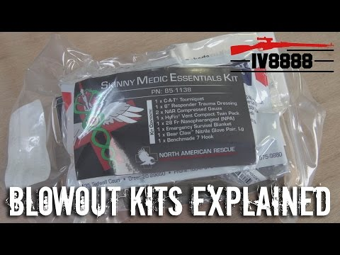 Blow Out Kits Explained with Skinny Medic