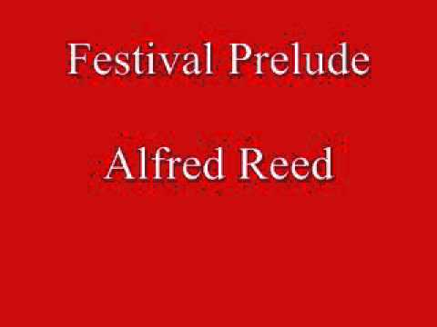 Festival Prelude  Alfred Reed
