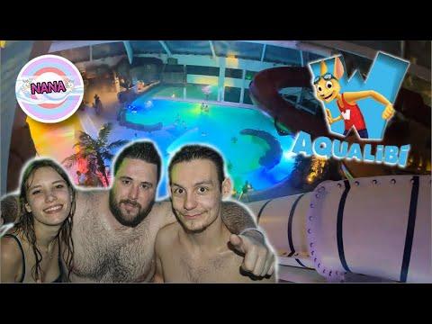 AQUALIBI NOCTURNE [VLOG] : Soirée spécial DJ et Grand Jojo + Rencontre avec Ced de DBF !