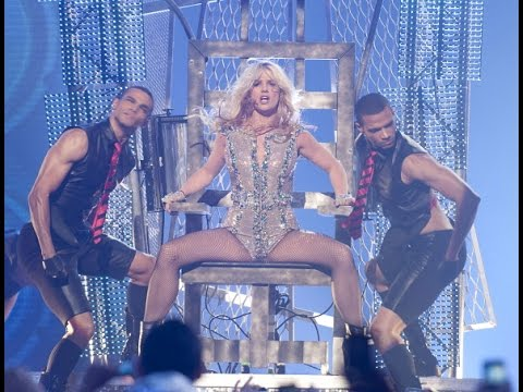 Britney Spears - Hold It Against Me (Good Morning America 2011)
