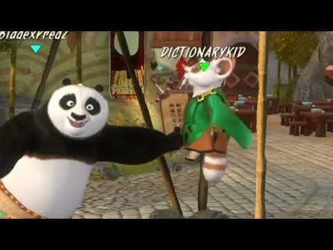 Kung Fu Panda 18+