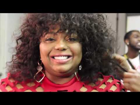 , Actress/Comedian Cocoa Brown Puts Fashion To Figure