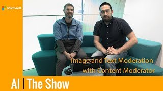 Image and Text Moderation with Content Moderator