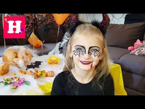 Празднуем Halloween. Как устроить праздник Хэллоуиин детям. Жизнь или Конфеты!