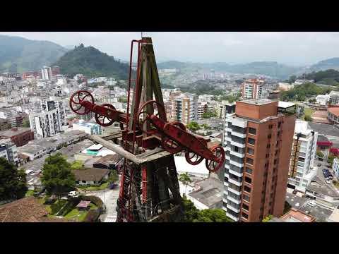 Como el Cóndor de Los Andes percibimos desde el cielo la grandeza de  Manizales
