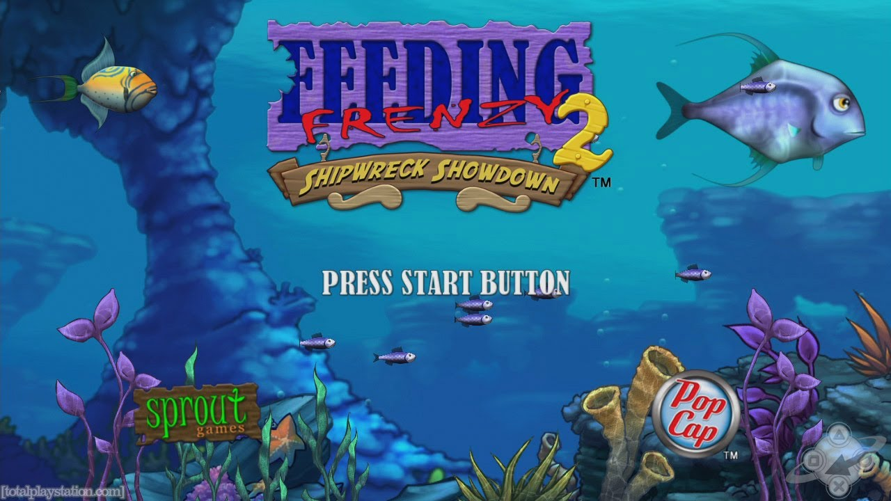 Feeding Frenzy Online