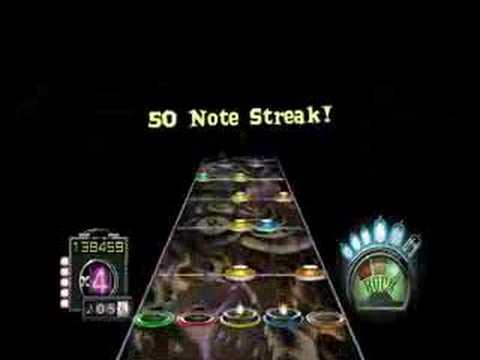 Oh! the casino?! Fall of Troy Custom Guitar Hero Chart V2.1