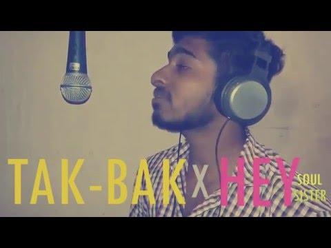 "Thangamagan - ""Tak-Bak"" x Train - ""Hey soul sister"" Mashup Cover by Electro Sapiens"