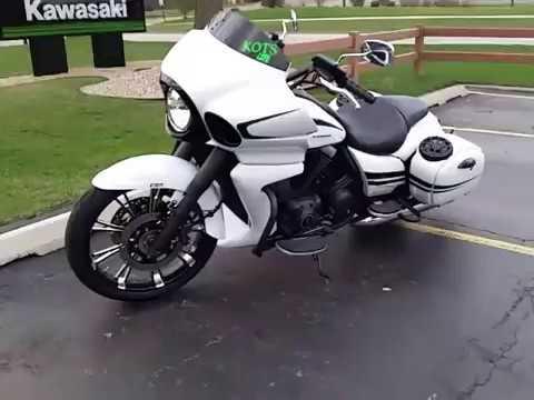 Customized 2016 Kawasaki Vaquero Youtube