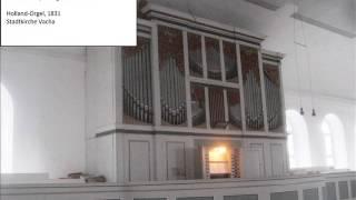 Michael Henkel: 20 Orgelstücke op. 23 / Teil 1