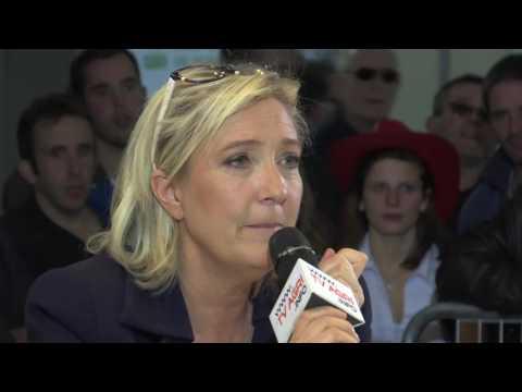 Marine Le Pen saura-t-elle convaincre les agriculteurs ?