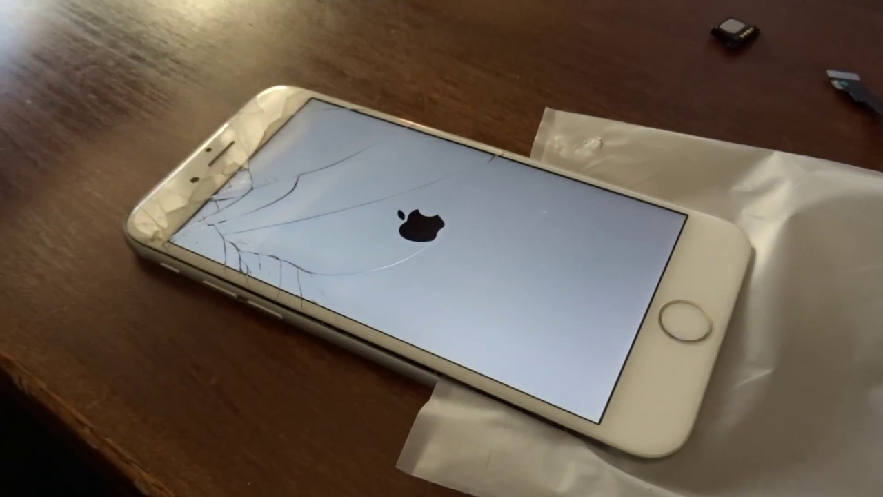 buy online be5dd 71d14 iPhone 6 bootloop screen after screen replacement bought on Ebay