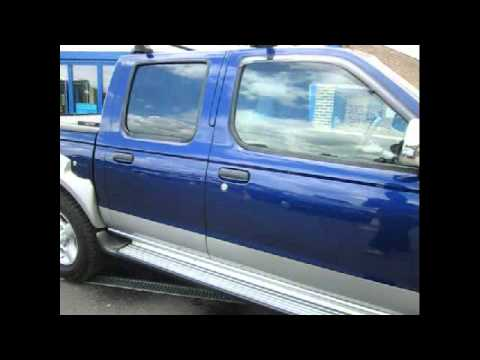 FOR SALE 2004 NISSAN NAVARA DOUBLE CAB 25 DIESEL MANUAL